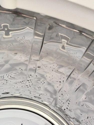 シャープ穴無し洗濯機