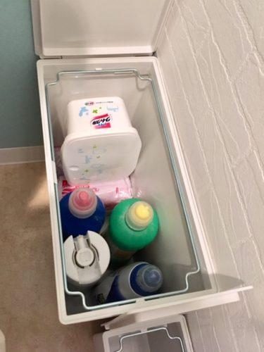 無印トイレ掃除道具収納ケース