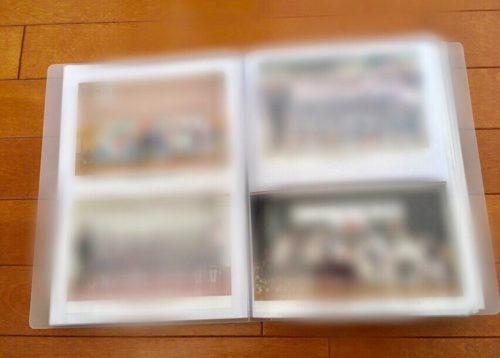 集合写真保管方法