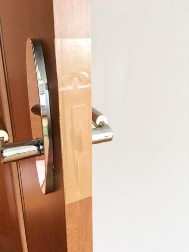 ドアの音がうるさい解消法