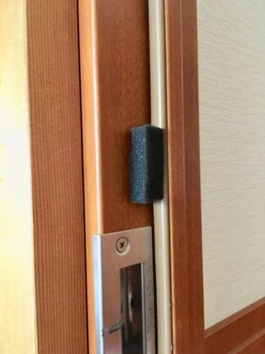 ドアのバタン音を消す方法