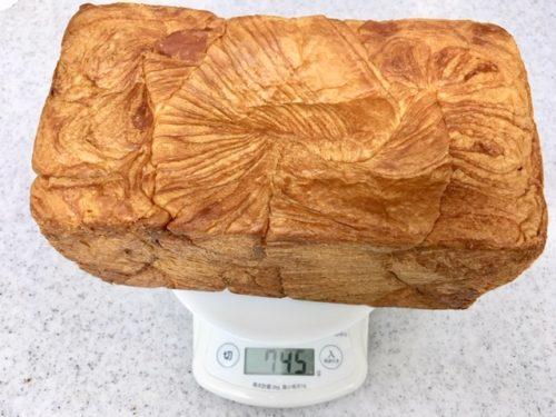 本間製パンツイスト食パン