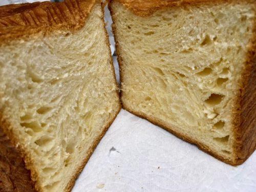 本間ツイスト食パン