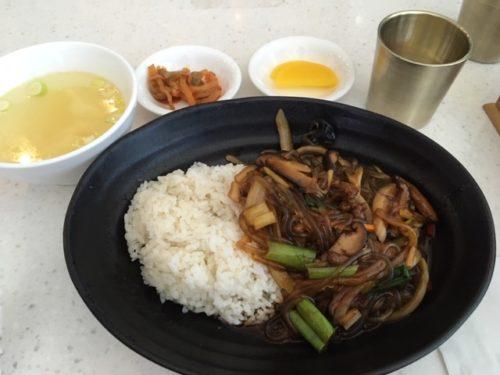 韓国チャプチェ
