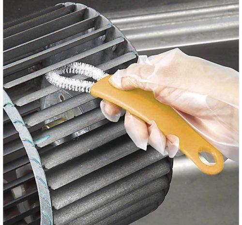 換気扇掃除ブラシ