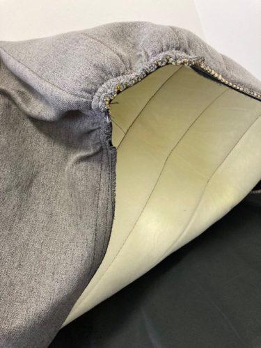 ニトリ脚付きマットレスカバー